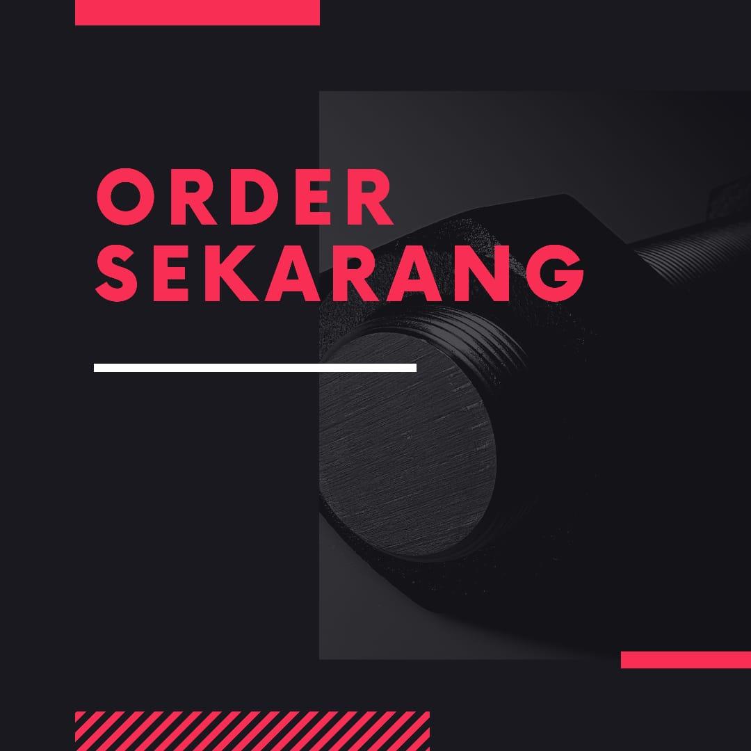 order besi baja