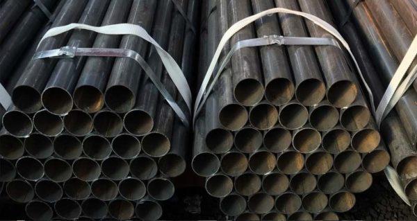 Harga Pipa Besi Hitam 12 Inch Tebal 9.5 mm