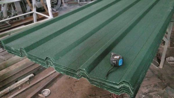 harga spandek pasir 6 meter hijau